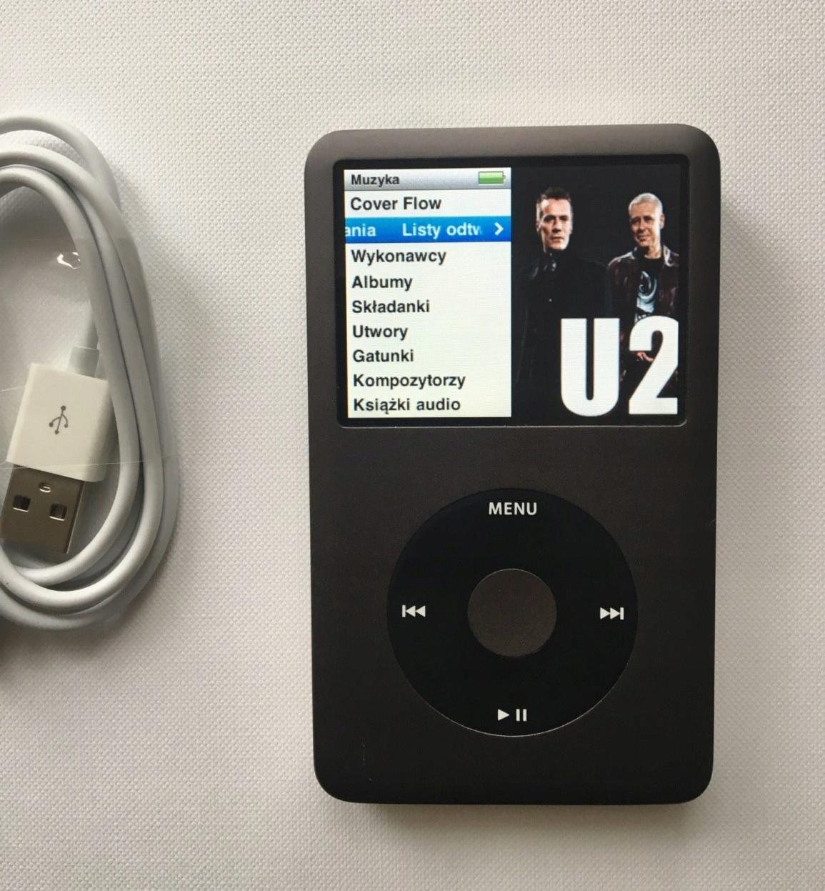 iPod classic 6G 80Gb 100 % sprawny.Gwarancja.