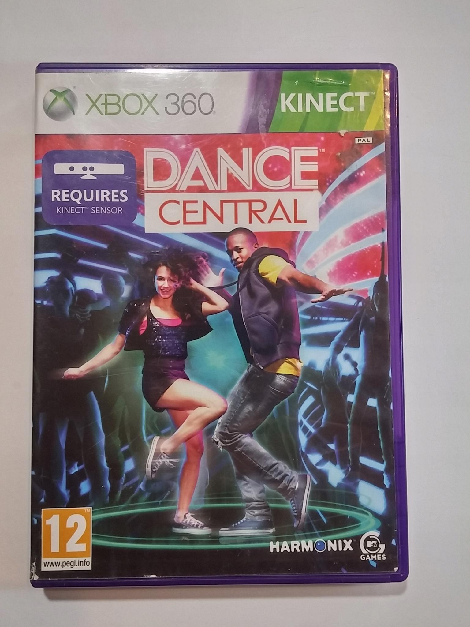 Gra Dance Central Xbox 360