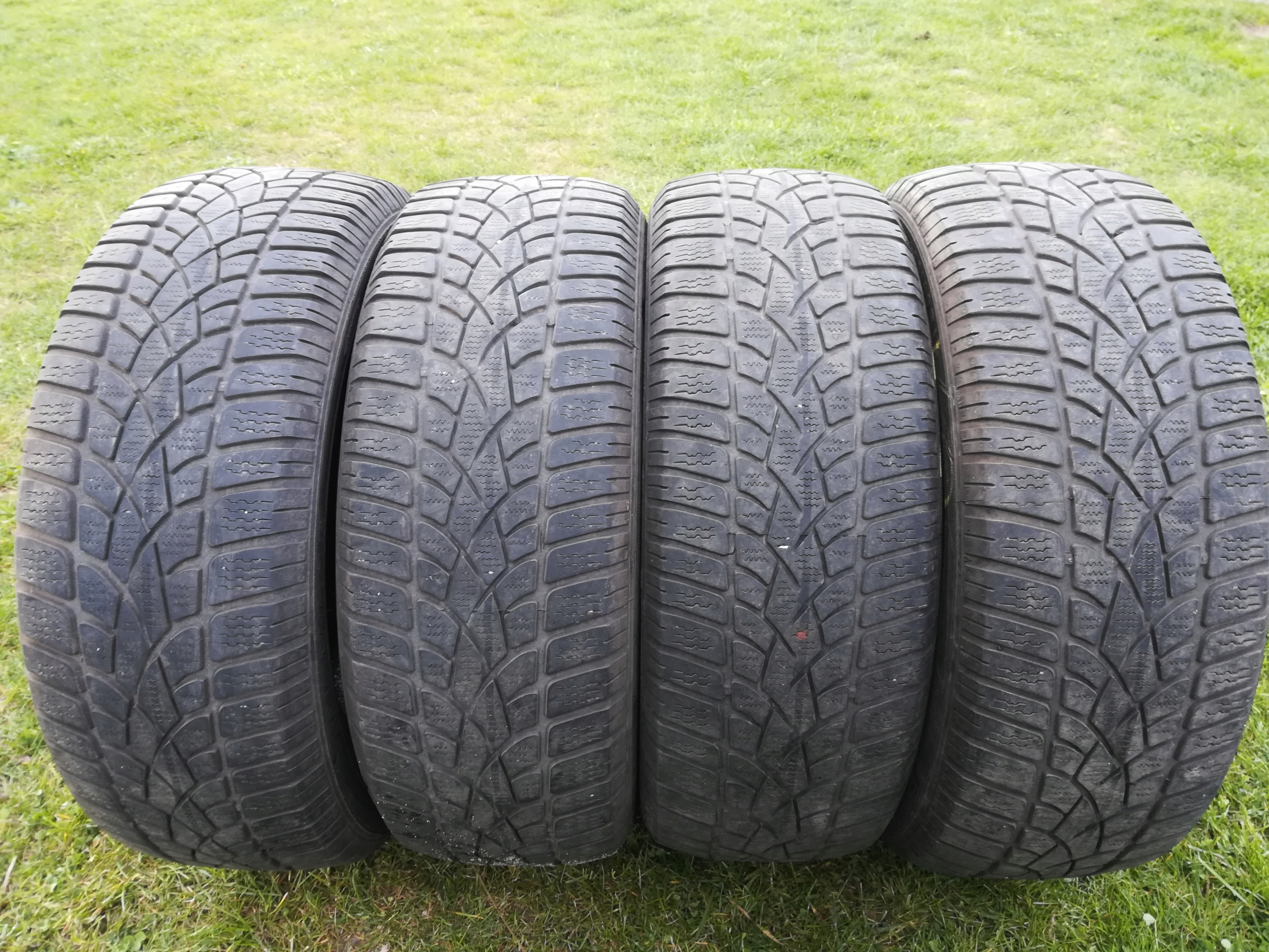 205/60 R16 Dunlop Sport Winter 3D 2012
