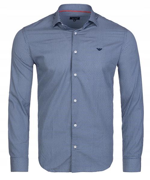 Koszula męska Armani Jeans Patterned