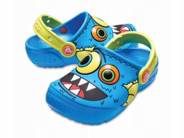 chodaki buty kapcie crocs nowe rozmiar 29