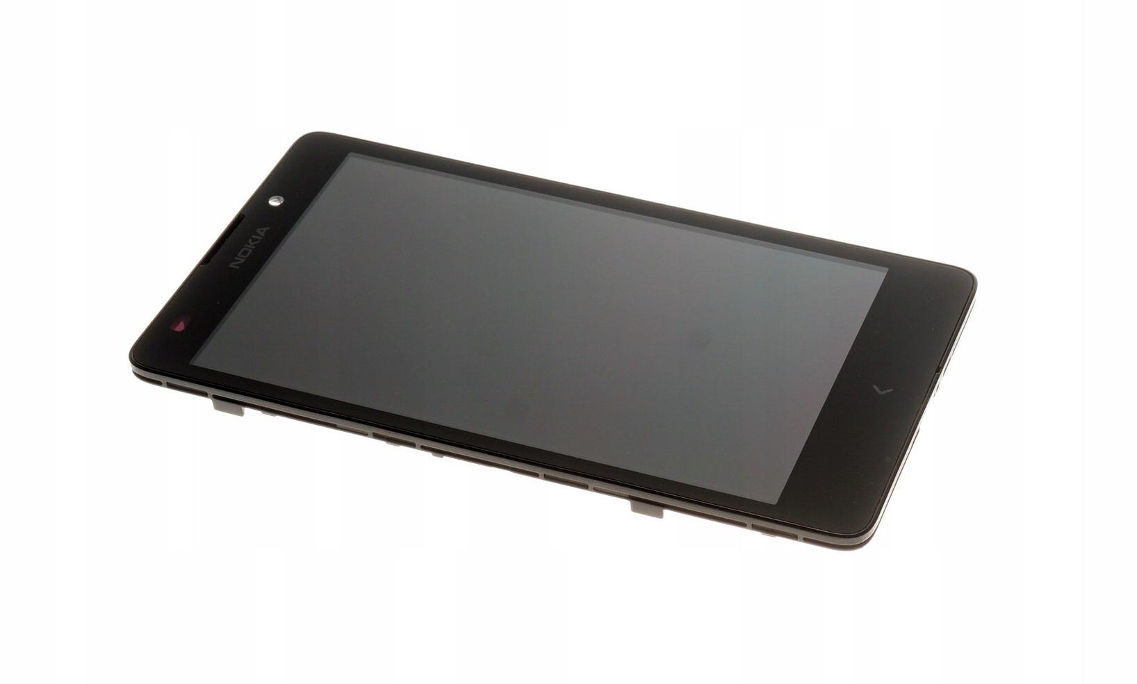 Wyświetlacz Nokia XL dotyk ramka LCD ORYG ZOBACZ