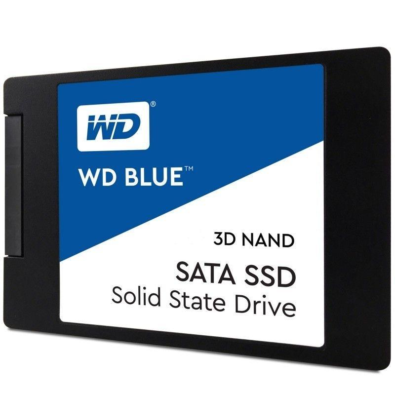 Western Digital Blue SSD 500 GB 3D NAND 2,5'' WDS5