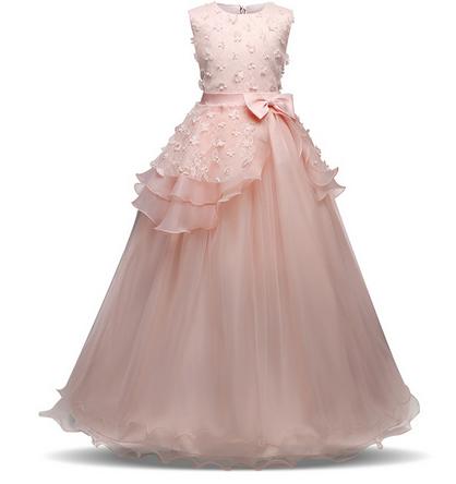 6ec45bb182 21 Sukienka Bal Wesele Urodziny 140 HIT - 7614039788 - oficjalne ...