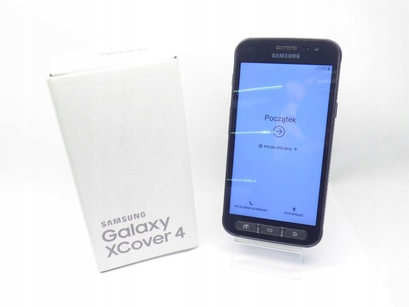 SAMSUNG GALAXY XCOVER 4 KOMPLET