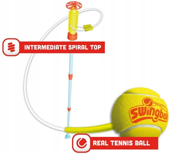 ZESTAW DO GRY W TENISA Turbo Swingball
