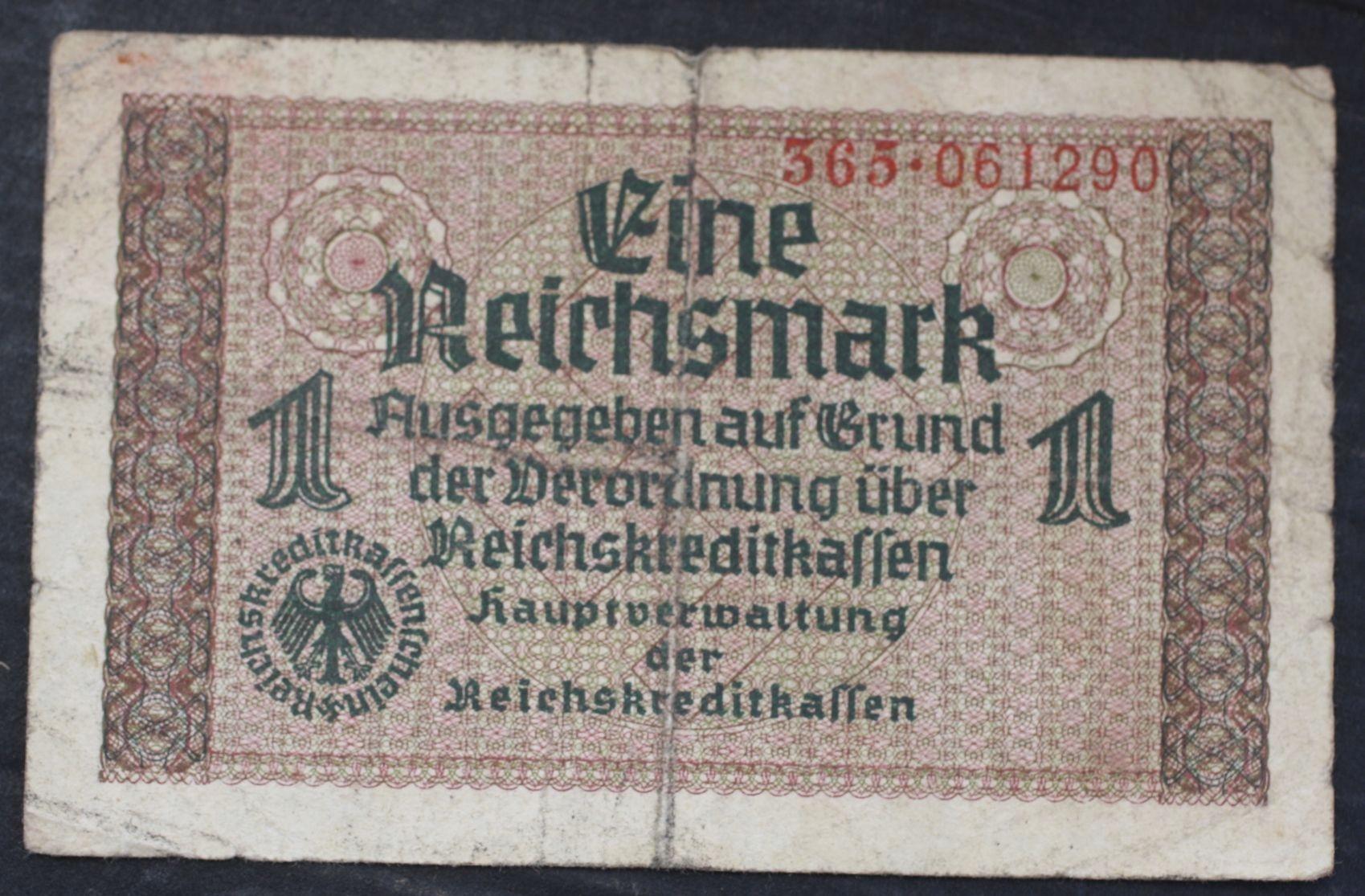 #1 Reichsmark Ros.551 A... od 2,99