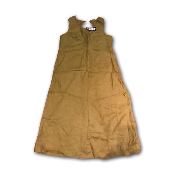 Zielona letnia sukienka za kolano 42 - 0099