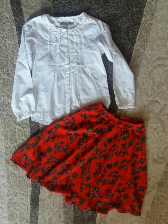 Cool club biala bluzeczka elegancka r.122