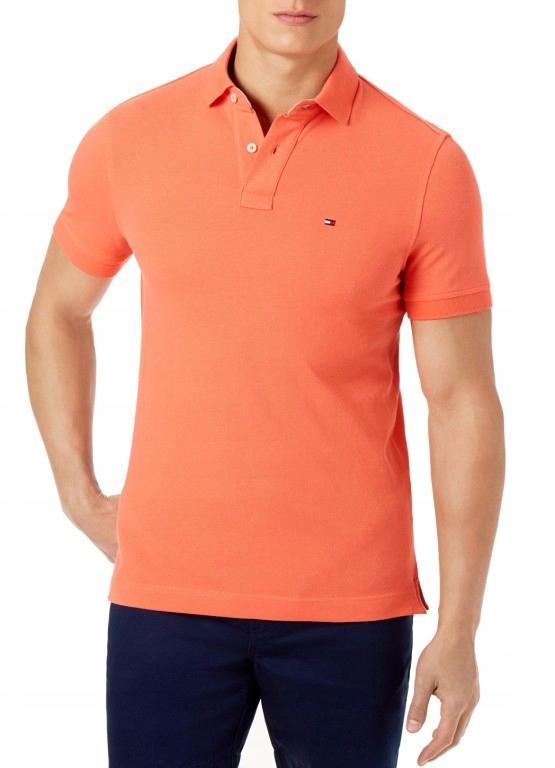 Koszulka t-shirt Polo męska TOMMY HILFIGER XL