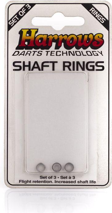 Harrows Pierścienie Shaft Rings rzutek dart 3szt