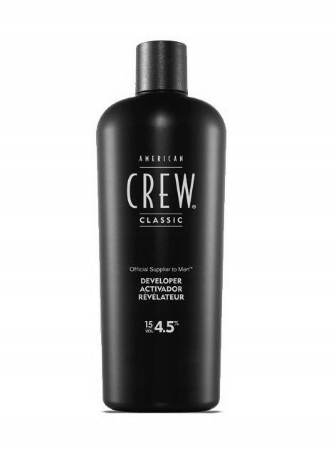 American Crew Precision Blend Utleniacz 4,5% 450ml