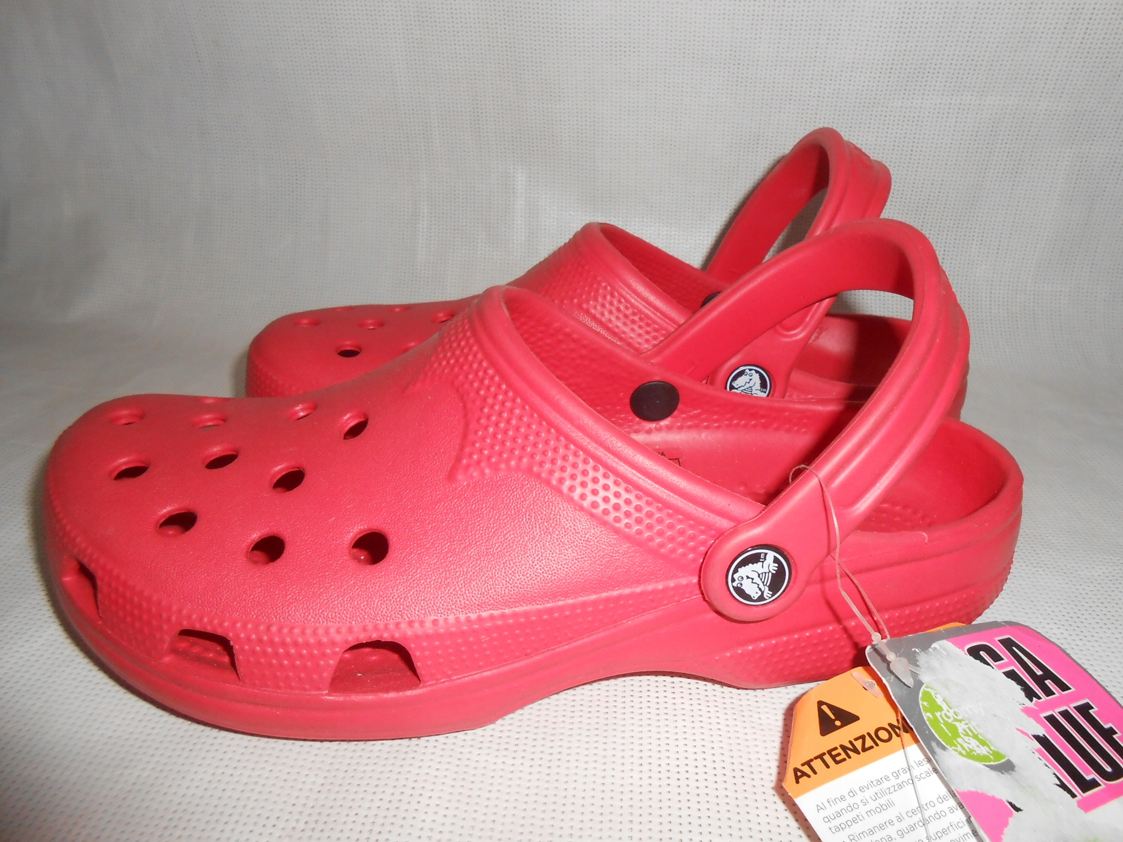 Super clapki CROCS BEACH roz W10-11/L/ M 8-9 r42
