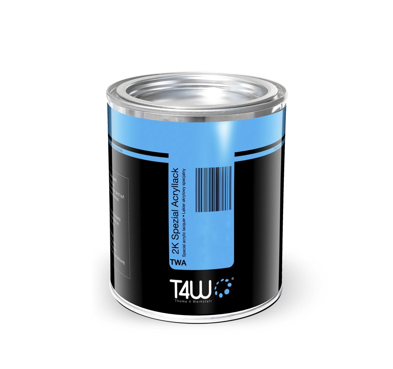 T4W Lakier akrylowy RAL 1003 ŻÓŁTY 5L