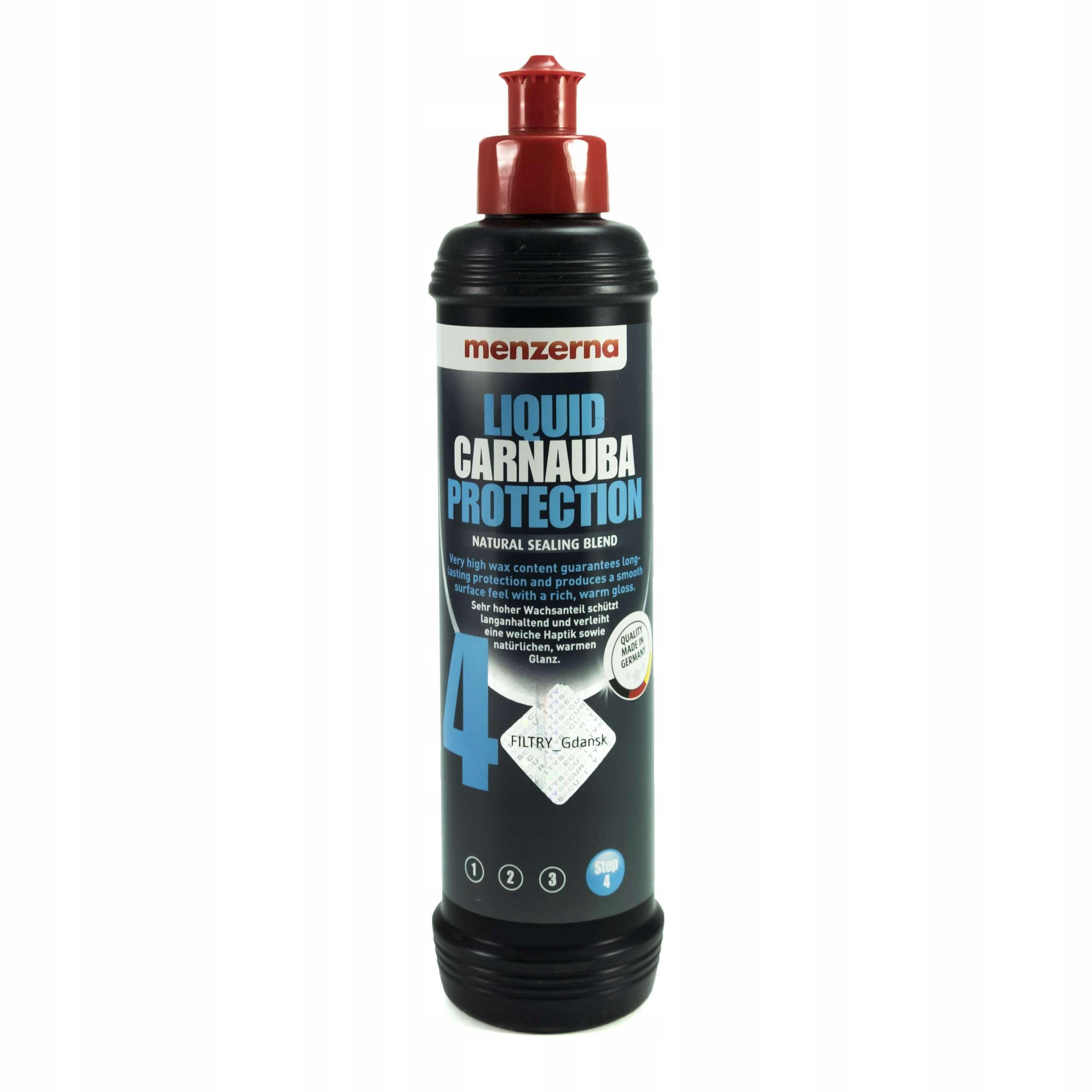 Menzerna LIQUID CARNAUBA PROTECTION wosk 250ml