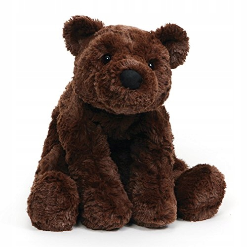 GUND 4059971 Bear Chocolate Plush Toy, Large