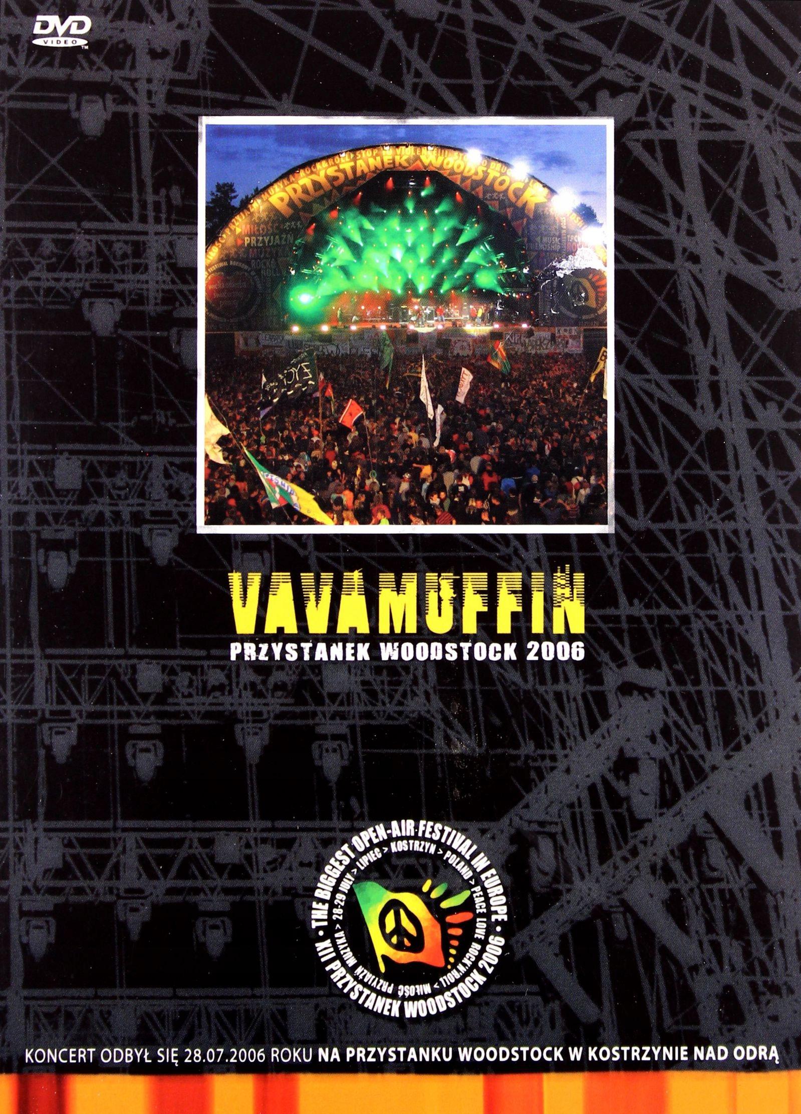 VAVAMUFFIN: PRZYSTANEK WOODSTOCK 2006 (DIGIPACK) D