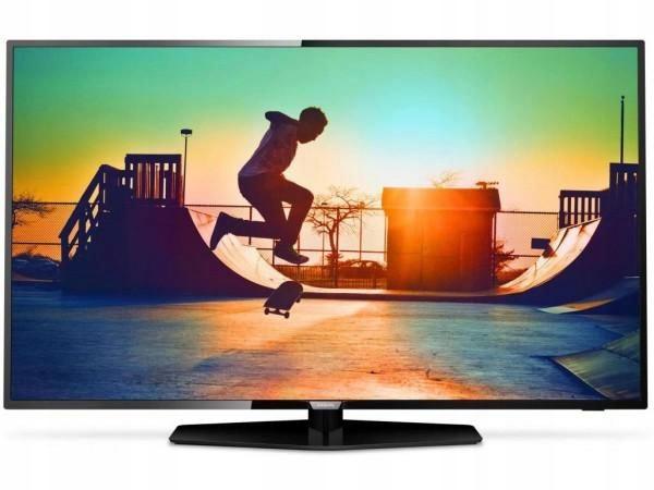 Telewizor PHILIPS 65PUS6162 UHD uszkodzony
