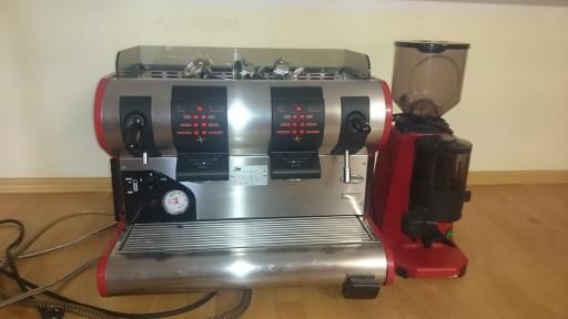 Ekspres do kawy LA SAN MARCO 95 SPRINT E + młynek
