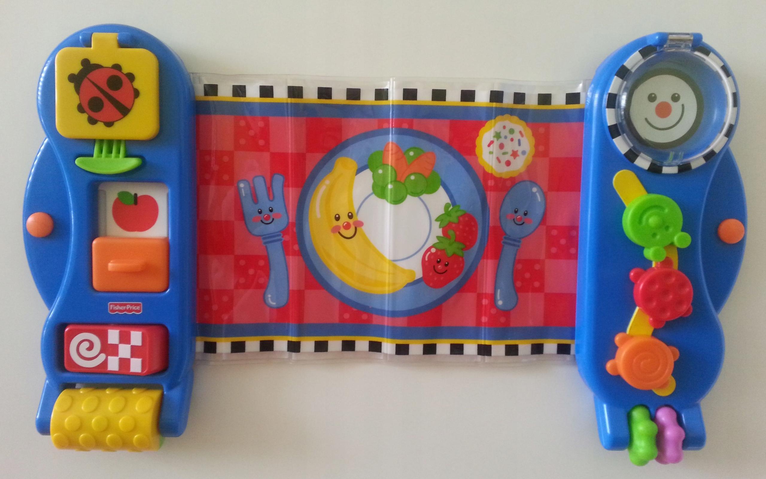podkładka do jedzenia + zabawka do kąpieli 2w1