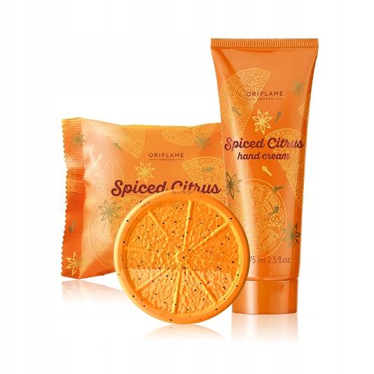 Zestaw Spiced Citrus