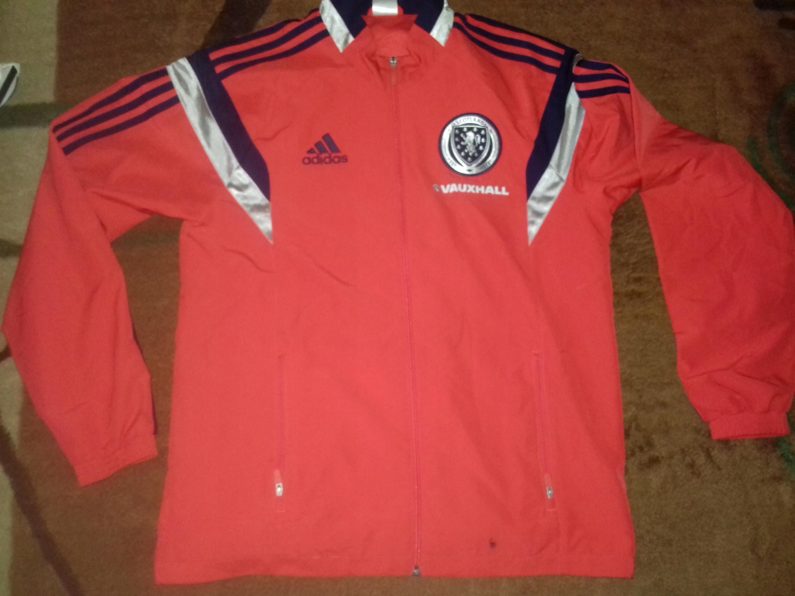 SZKOCJA 2013/14 Adidas bluza M