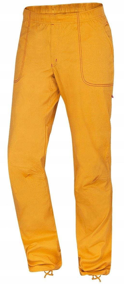 Spodnie do wspinaczki Jaws Ocun Golden Yellow M