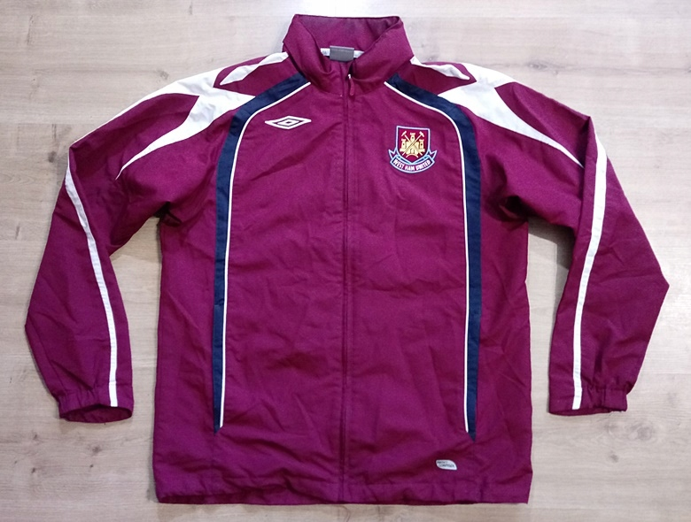 Umbro West Ham United treningowa kurtka r. M