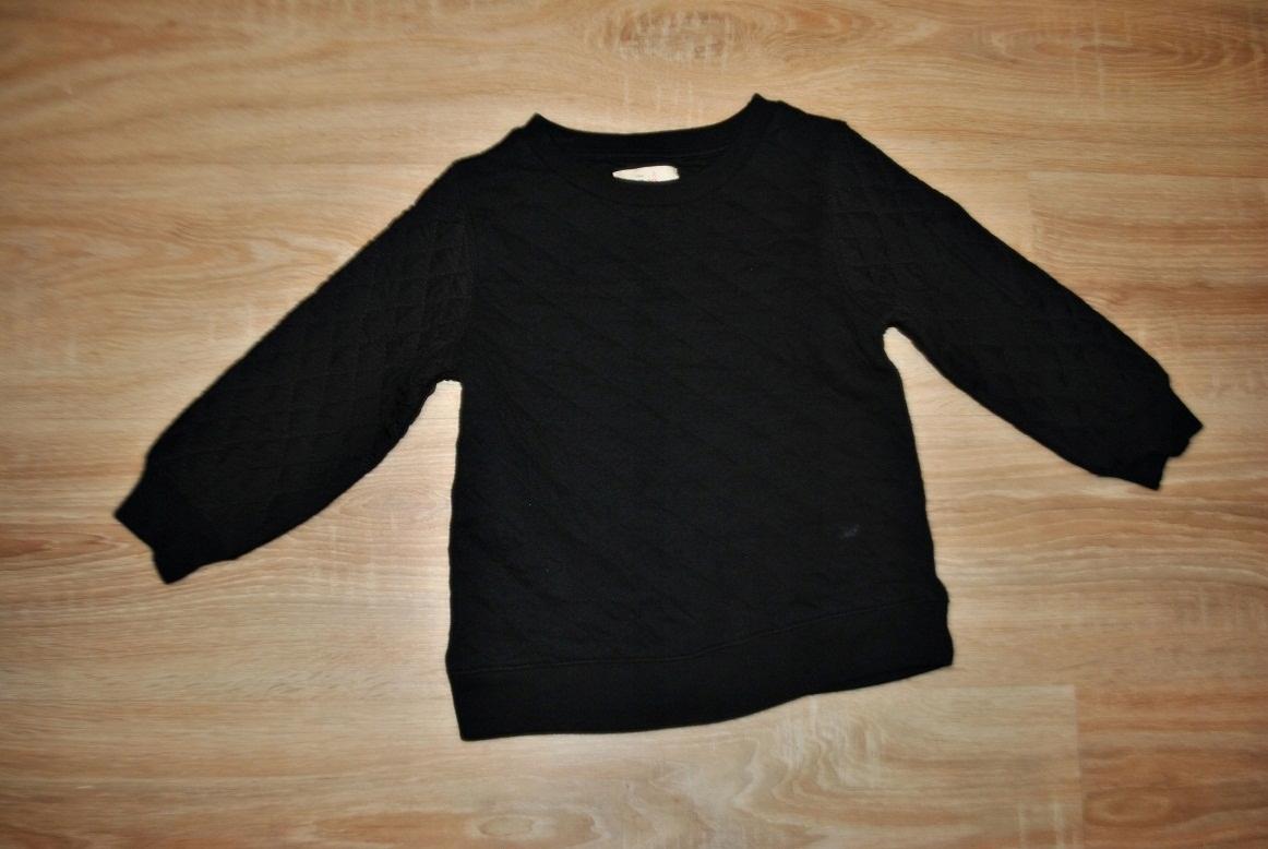 ZARA BOYS świetna bluza PIKOWANA KOLEKCJA 110 BDB