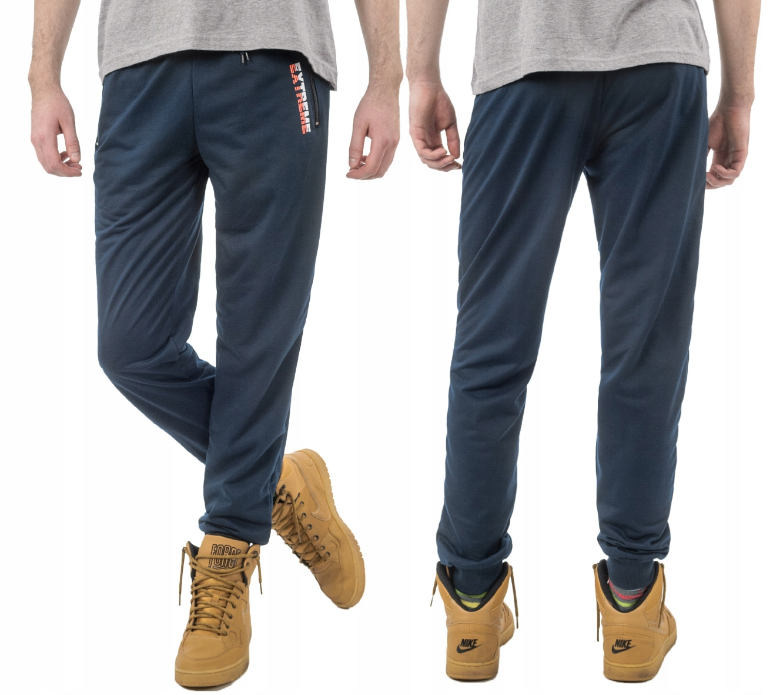 100% autentyczności jak kupić stabilna jakość Spodnie Dresowe Męskie Dresy Sportowe 4801-03 3XL ...