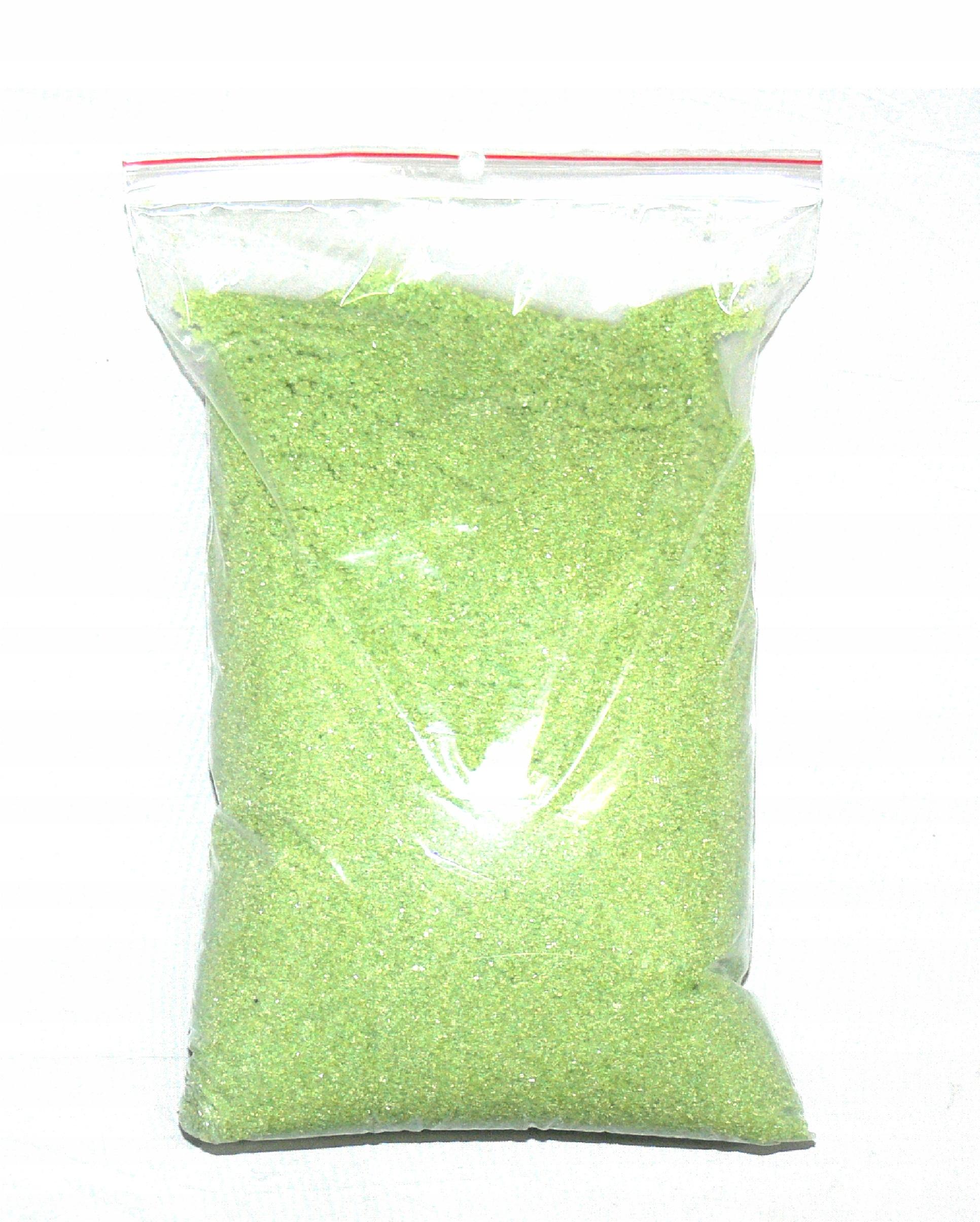 Kolorowy smakowy cukier Wata AGREST 1 KG