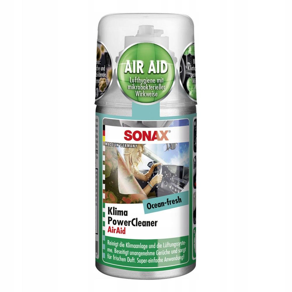 Sonax A/C Power Cleaner Ocean do czyszczenia klimy