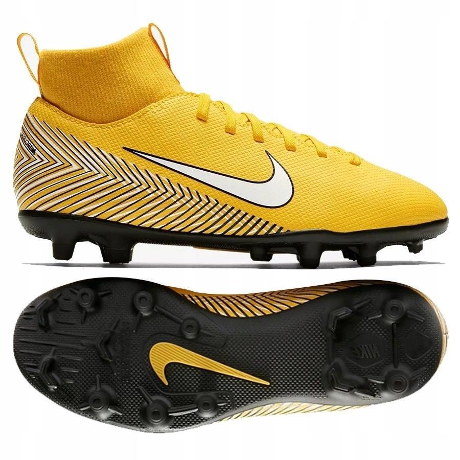 Buty Nike Mercurial Neymar AO2888 710 żółty 33 1/2