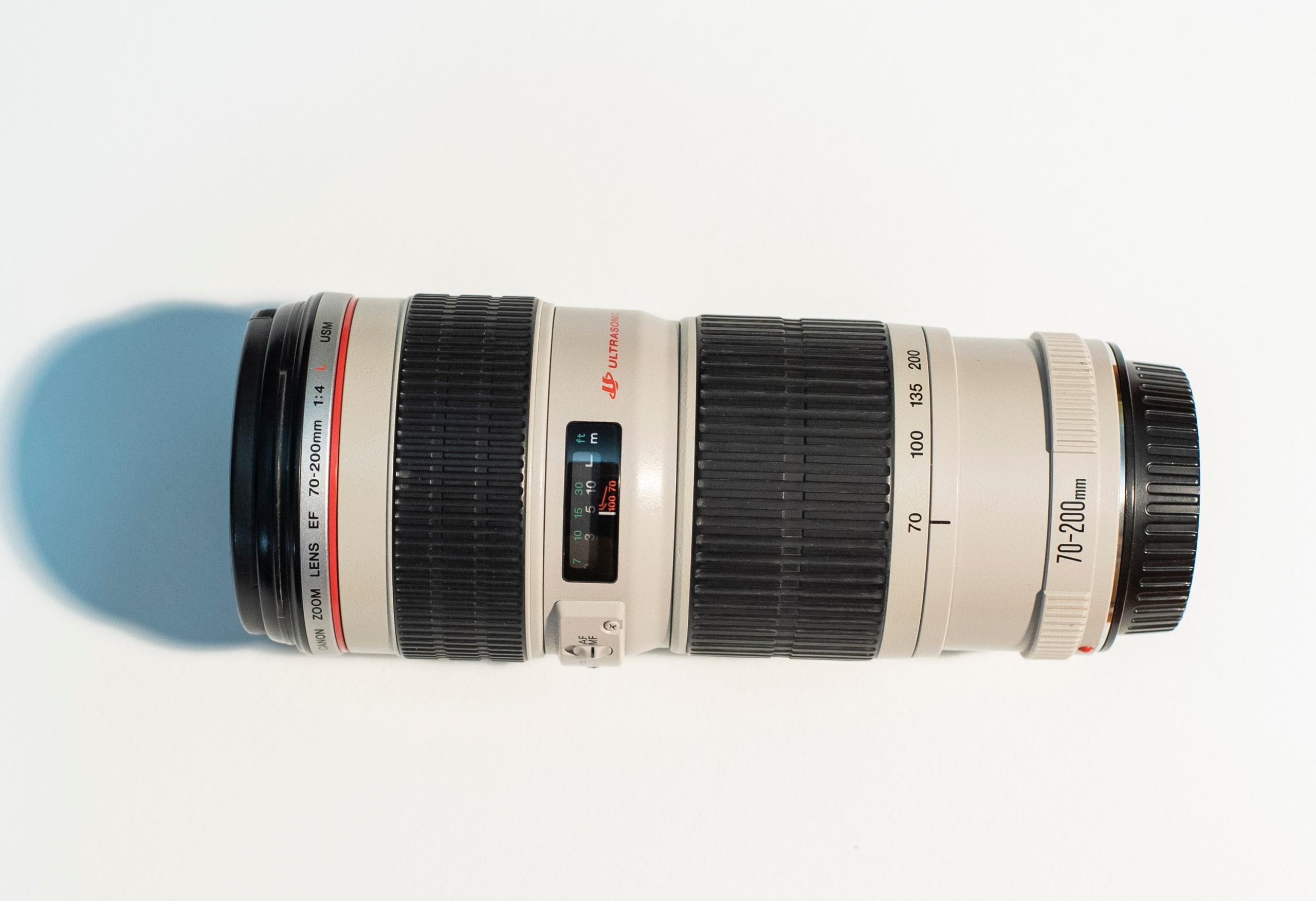 Obiektyw Canon EF 70-200 L USM 4