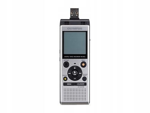 OLYMPUS Dyktafon WS-852 4GB + ME51 Mkrofon Stereo