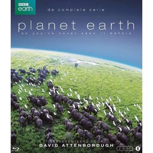BLU-RAY Documentary/Bbc Earth - Planet Earth -Slip