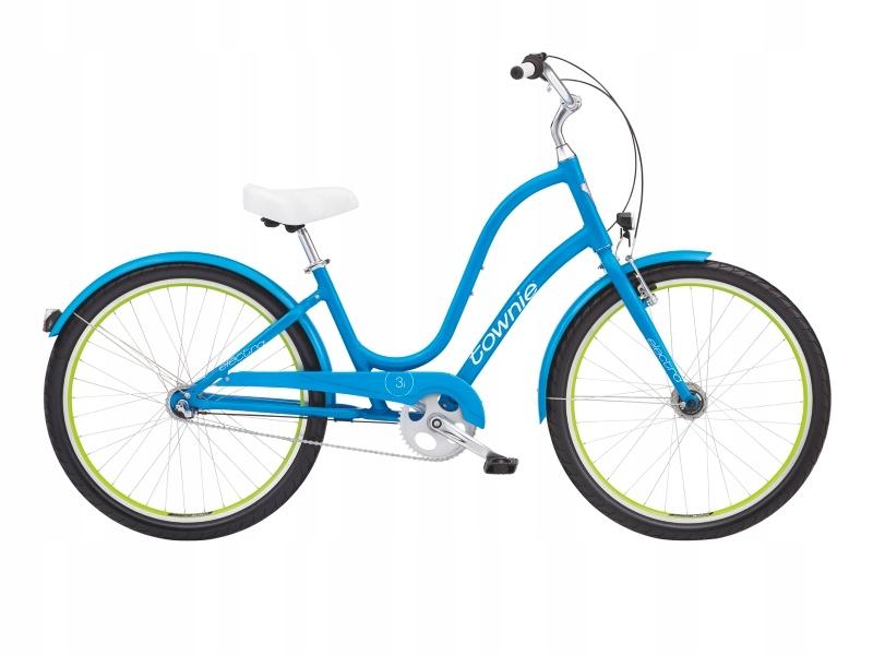 Rower Electra Townie Original 3i niebieski