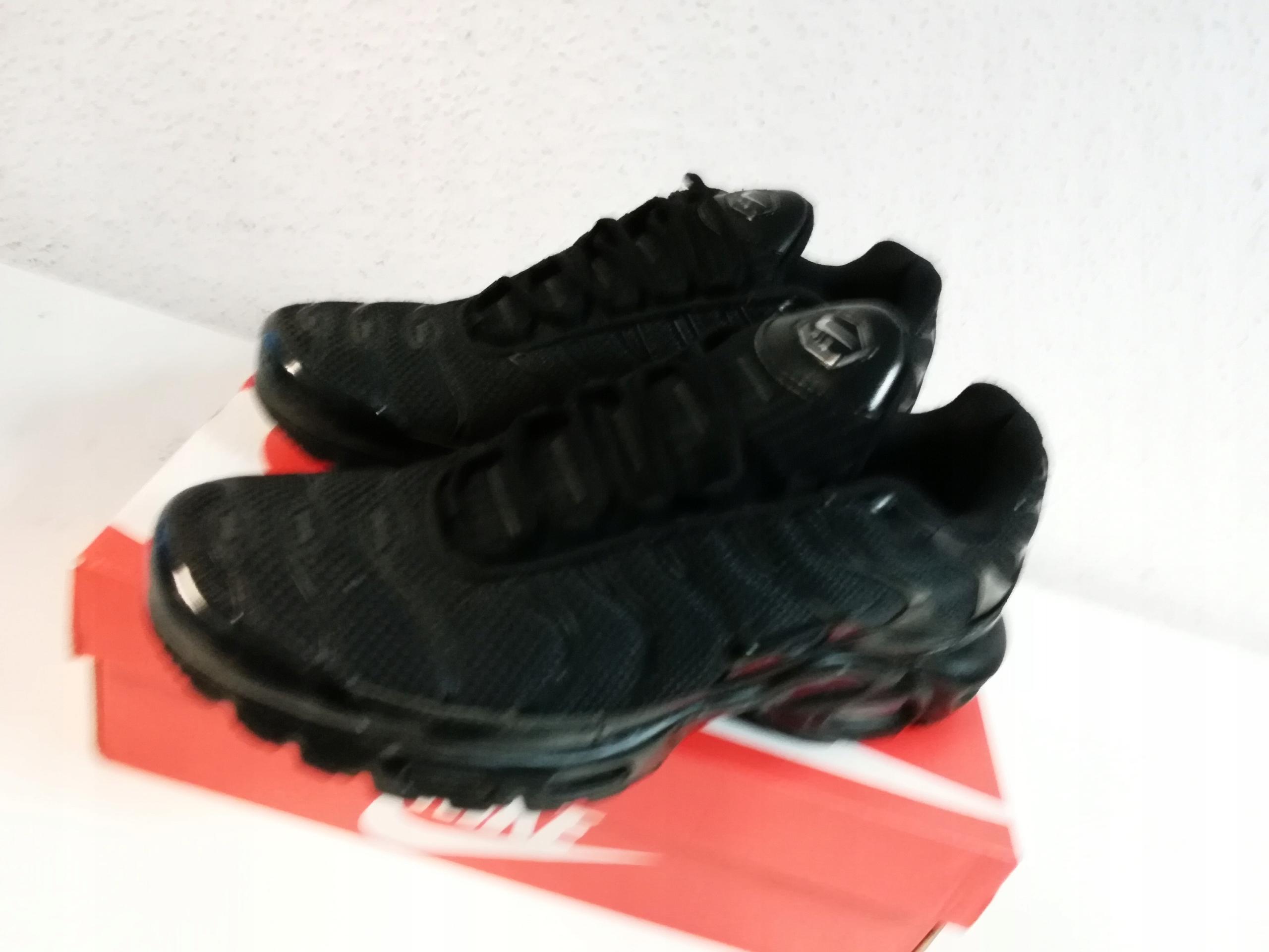 6fd91f60 Buty Nike Air Max Plus TN 604133050 r. 45 Używane - 7466216925 ...