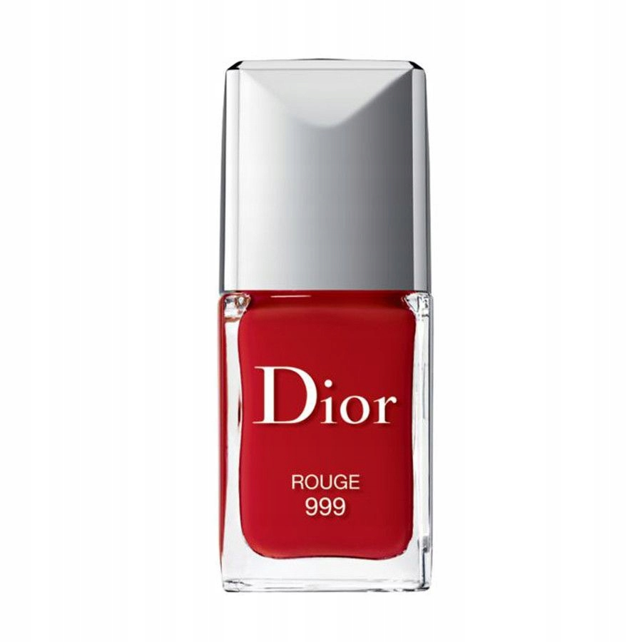 DIOR VERNIS LAQUER 999 ROUGE lakier do paznokci