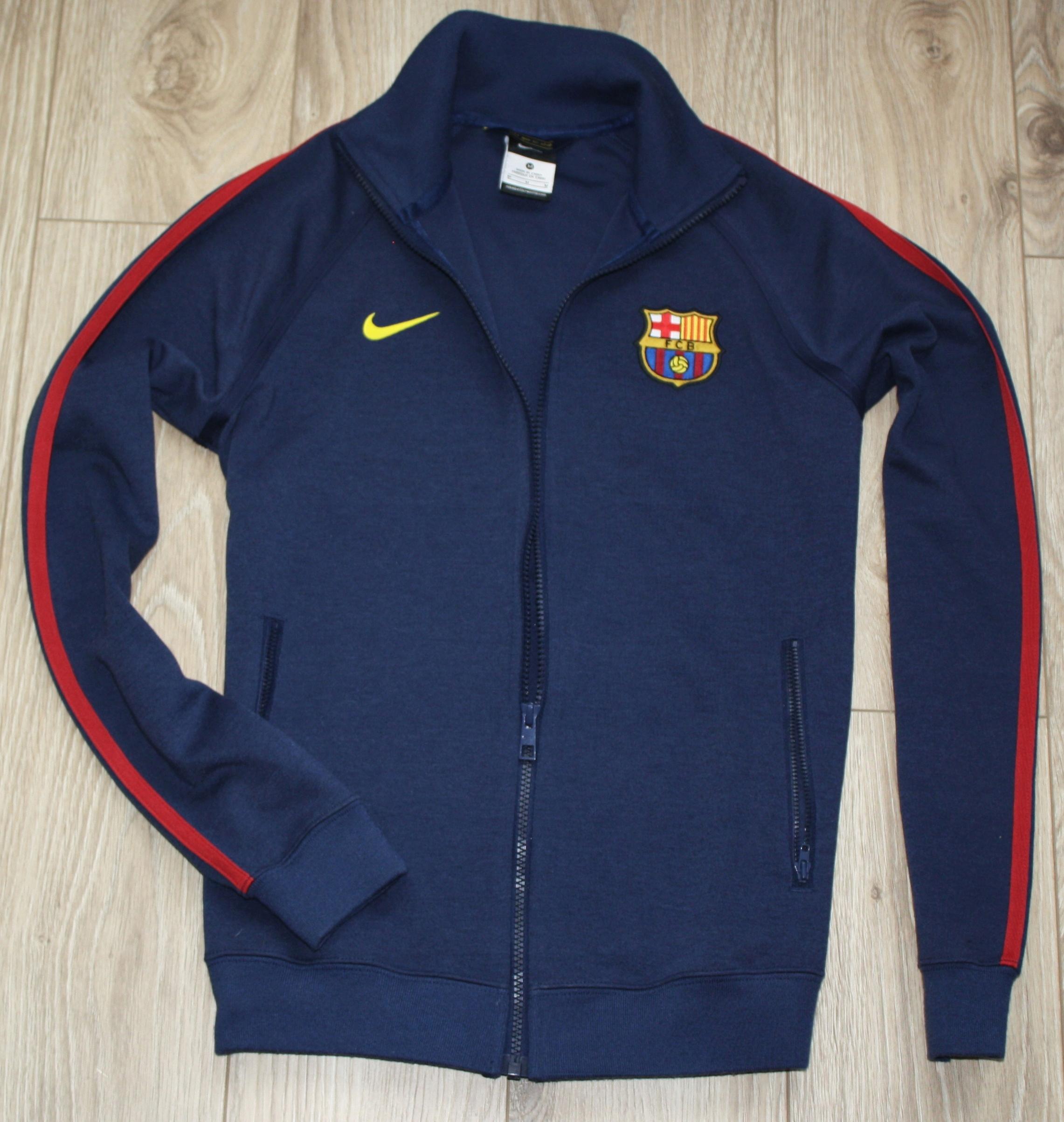 FC BARCELONA _ NIKE _ BLUZA _ M _ JEDYNA OKAZJA _