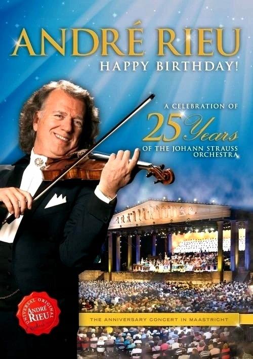 RIEU ANDRE A Celebration Johann Strauss Orchestra
