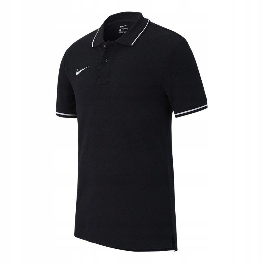 Koszulka Nike TM Club 19 AJ1502 010 - CZARNY; M