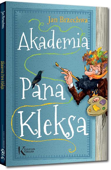 Jan Brzechwa Akademia Pana Kleksa Kolor Ilustracje