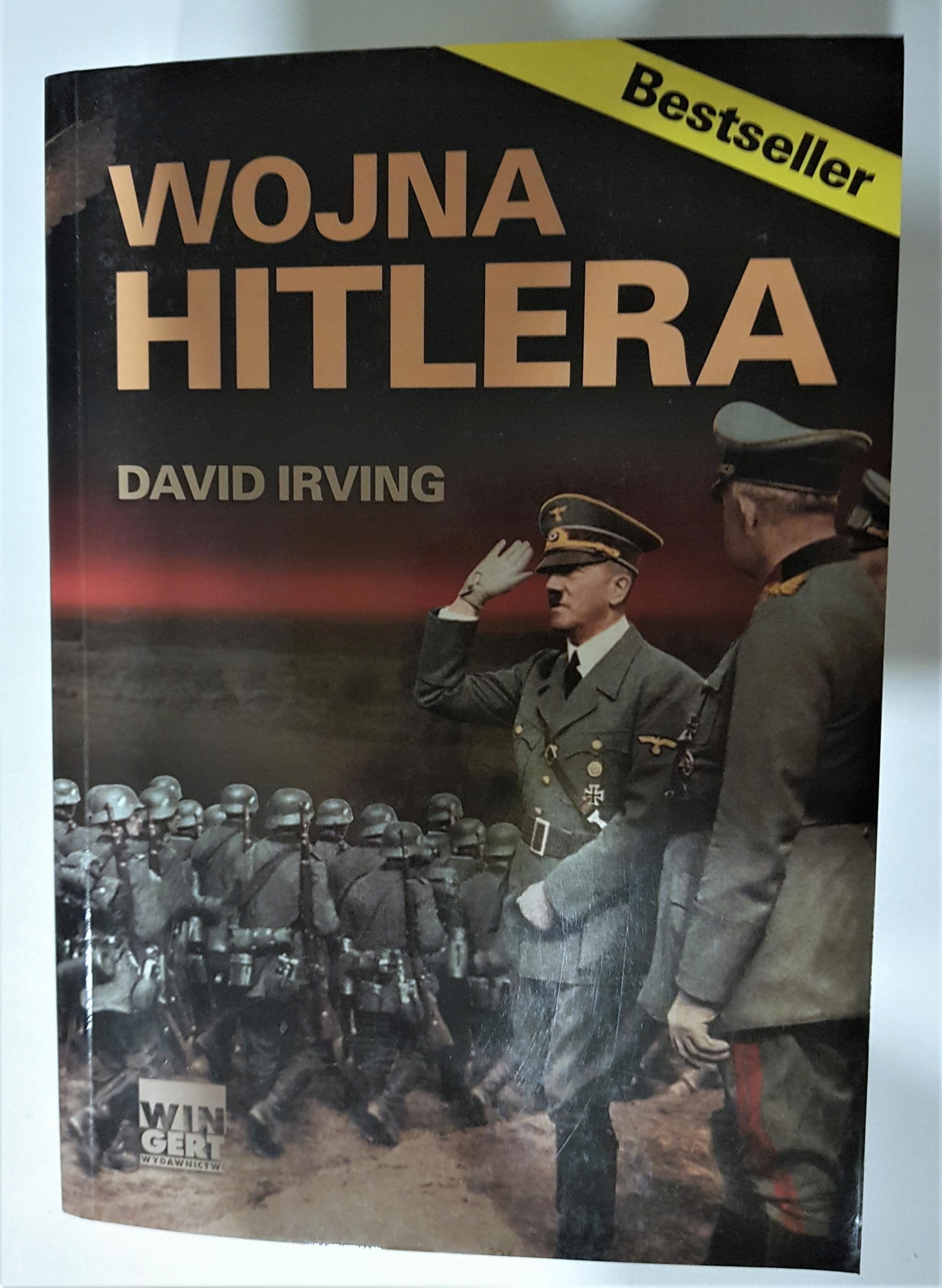 Wojna Hitlera David Irving