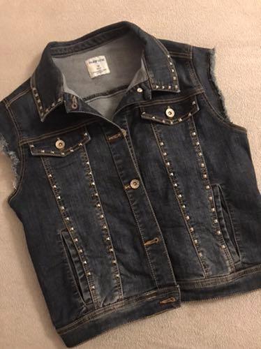 Kamizelka jeans Mayoral rozm 16
