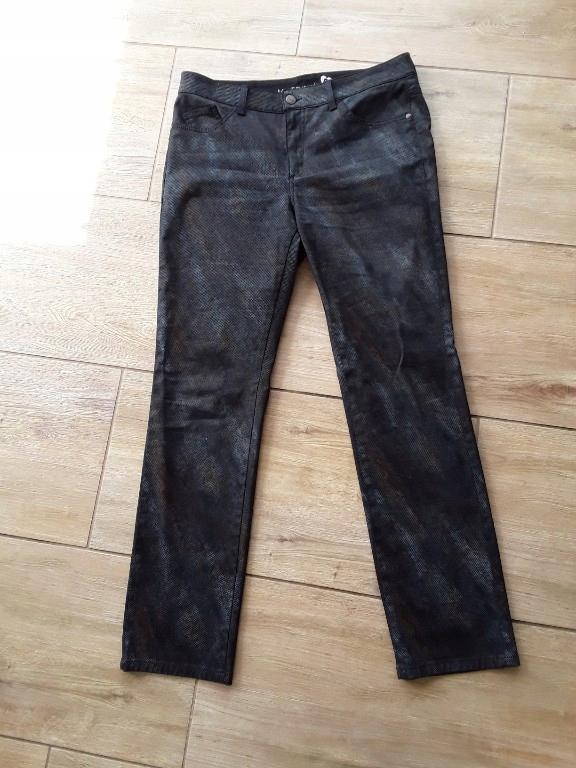 Spodnie PIERRE CARDIN r. 42 regular w mazgaje