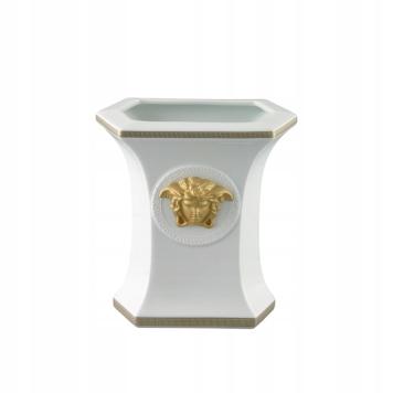 Wazon Versace Gorgona marki Rosenthal, 18cm