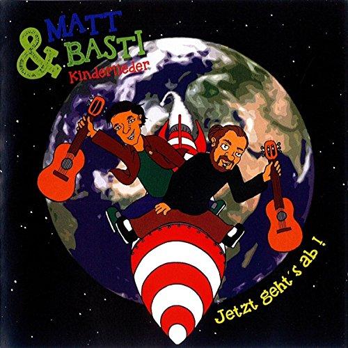 Matt Und Basti Kinderlieder: Jetzt Geht's Ab! [CD]