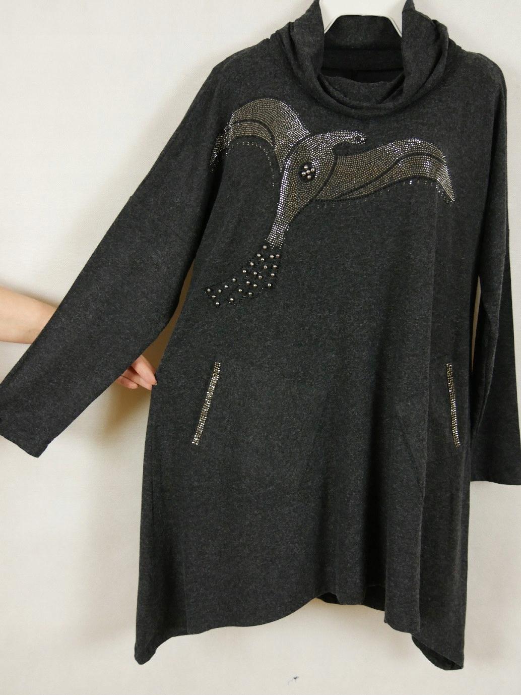 70fc749a73bb Najwyższa jakość modne duże rozmiary  MAAXI  56 60 - 7603260991 ...