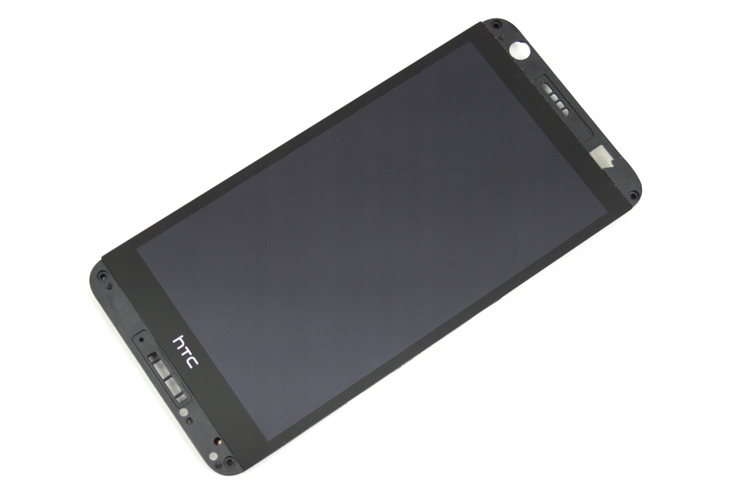 WYŚWIETLACZ DIGITIZER LCD HTC DESIRE 820 RAMKĄ Z